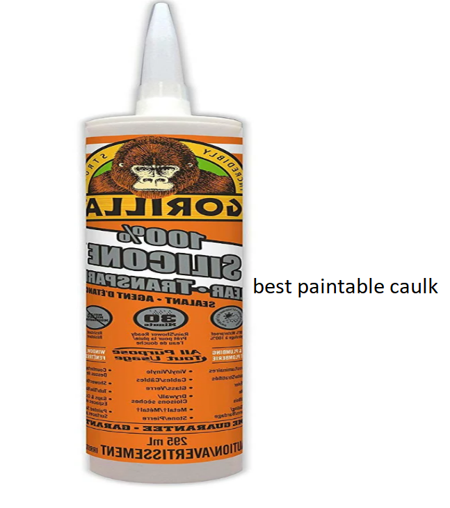 Best Paintable Caulk