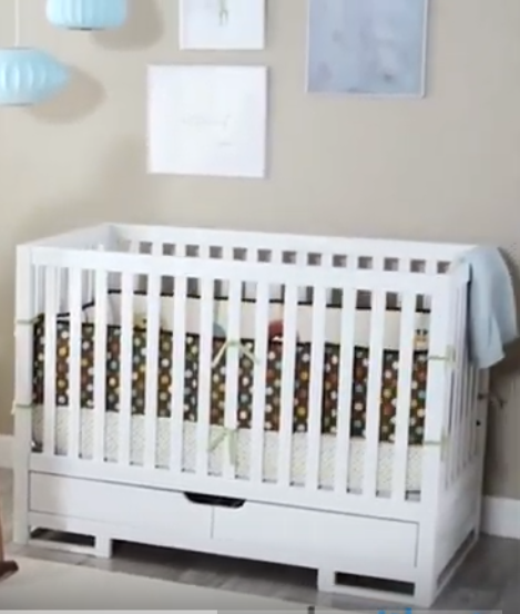 Babyletto Mercer Crib