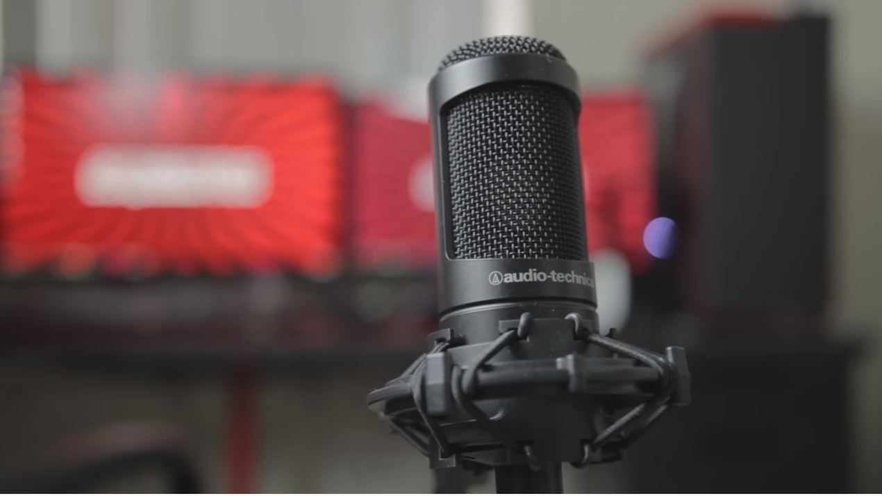 Best Condenser Microphones Under $200