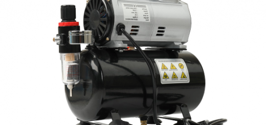 Air Compressors for Spray Painting