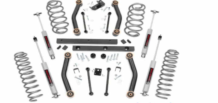 Best Suspension Lift Kits